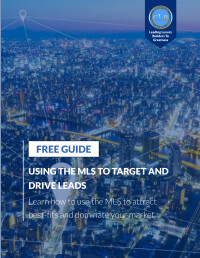 eBOOK: Using MLS To Target And Drive Leads