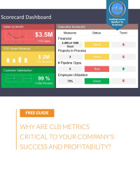 eBOOK: Why CLB's Metrics Are Critical To Your Construction Company's Success